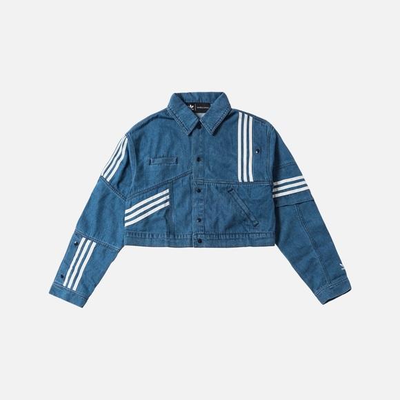 8fc49340dc Adidas by Danielle Cathari Denim Jacket